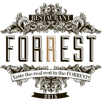 Логотип - FORREST, ресторан в Северодонецке