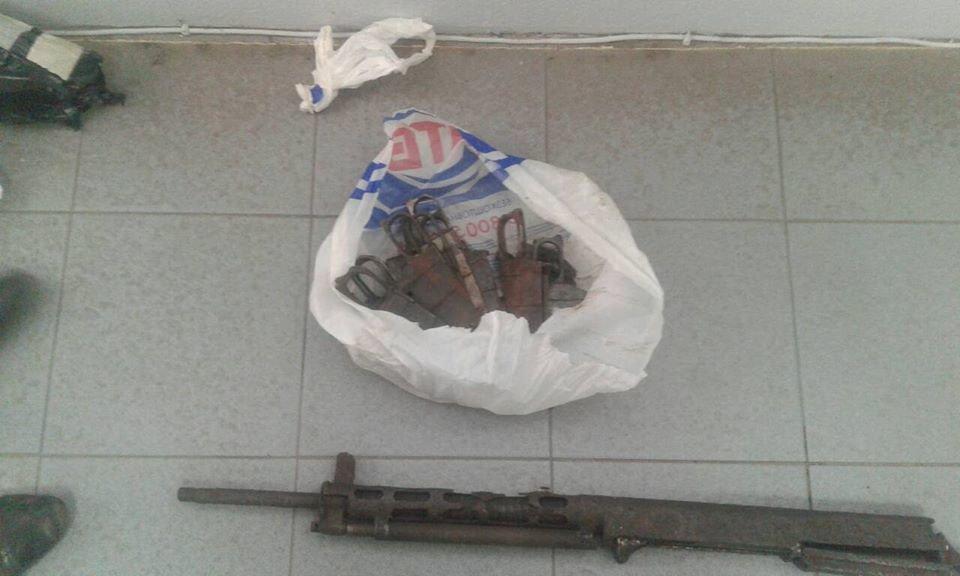 В Рубежном женщина пыталась по почте переслать винтовку, фото-2