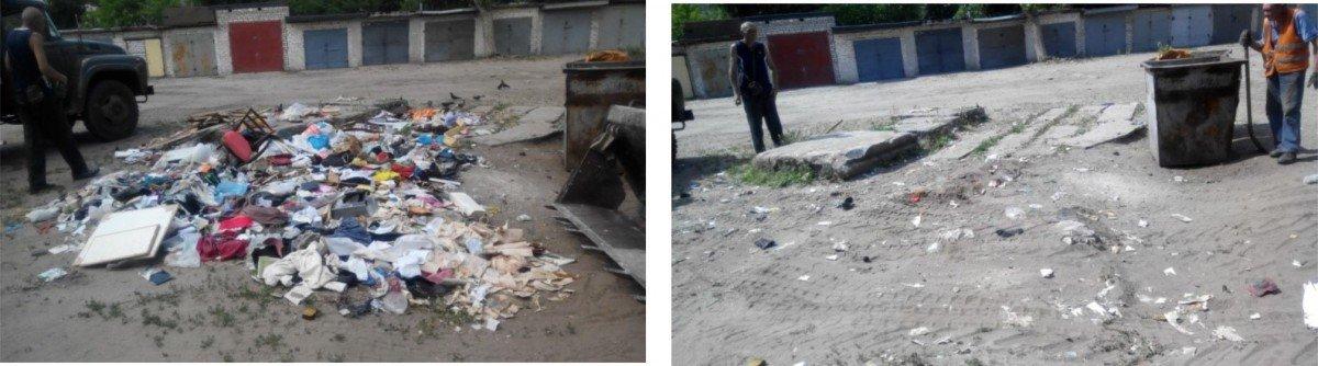 В Северодонецке продолжается ликвидация свалок, фото-1