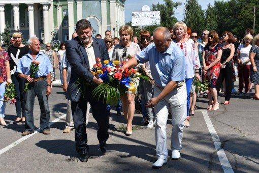 В Северодонецке отметили День Конституции Украины, фото-1