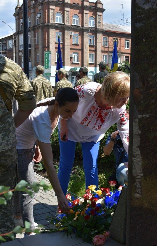 В Северодонецке отметили День Конституции Украины, фото-3