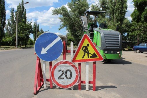 В Северодонецке продолжают латать ямы на дорогах (фото), фото-2