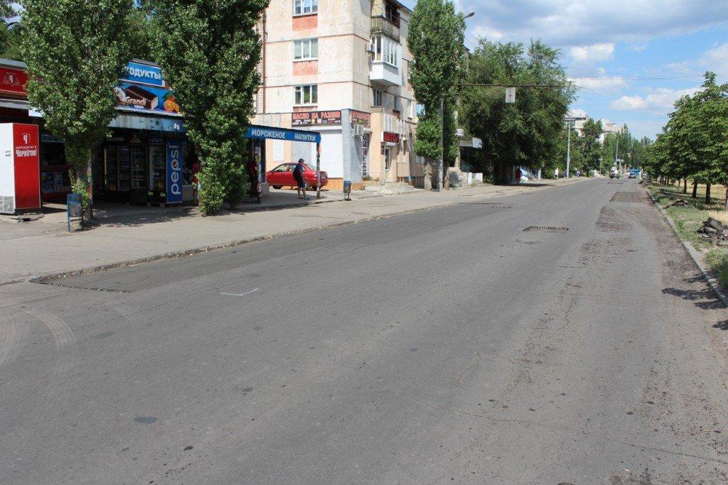 В Северодонецке продолжают латать ямы на дорогах (фото), фото-5