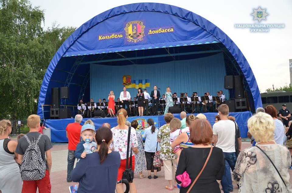 Лисичанск отметил день освобождения города от боевиков, фото-6