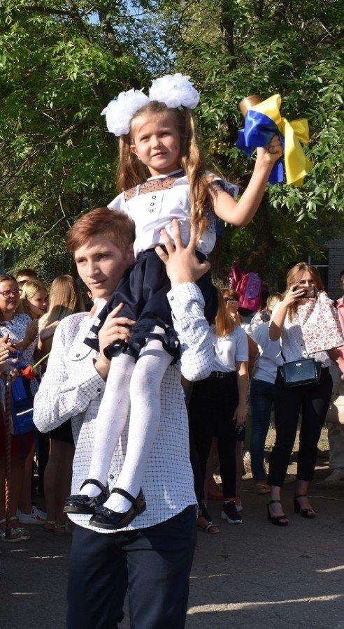 Праздник Первого звонка прошел в Северодонецке, фото-6