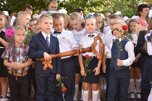 Праздник Первого звонка прошел в Северодонецке, фото-10
