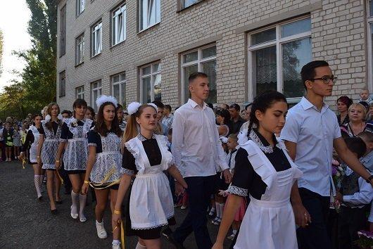 Праздник Первого звонка прошел в Северодонецке, фото-3