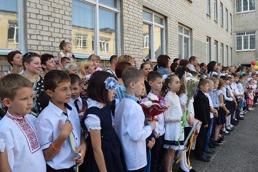 Праздник Первого звонка прошел в Северодонецке, фото-8