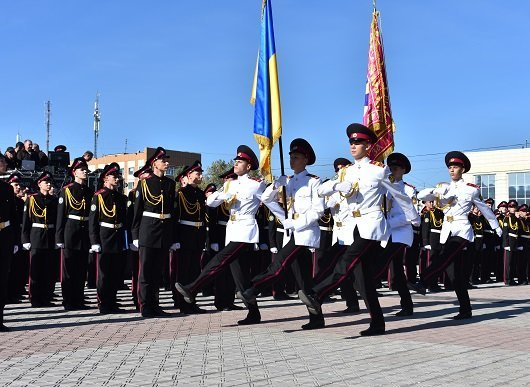 В Северодонецке отметили День защитника Украины (фото), фото-1