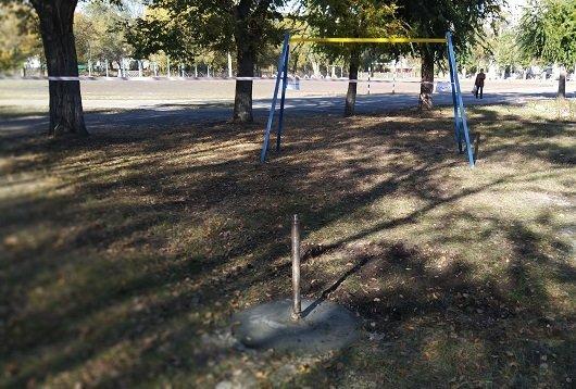 В Северодонецке возле школы №17 появилась спортивная площадка (фото), фото-6