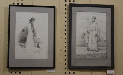 В Галерее искусств прошла юбилейная выставка художника Бориса Романова, фото-1