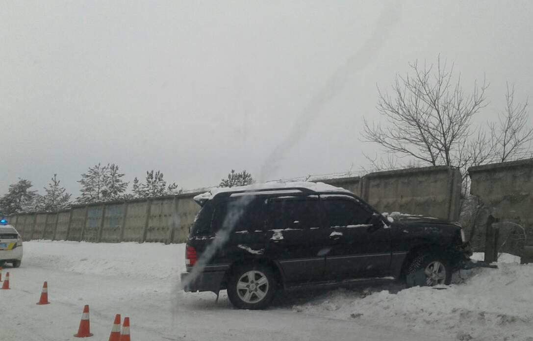 ДТП на объездной дороге Северодонецка, фото-1