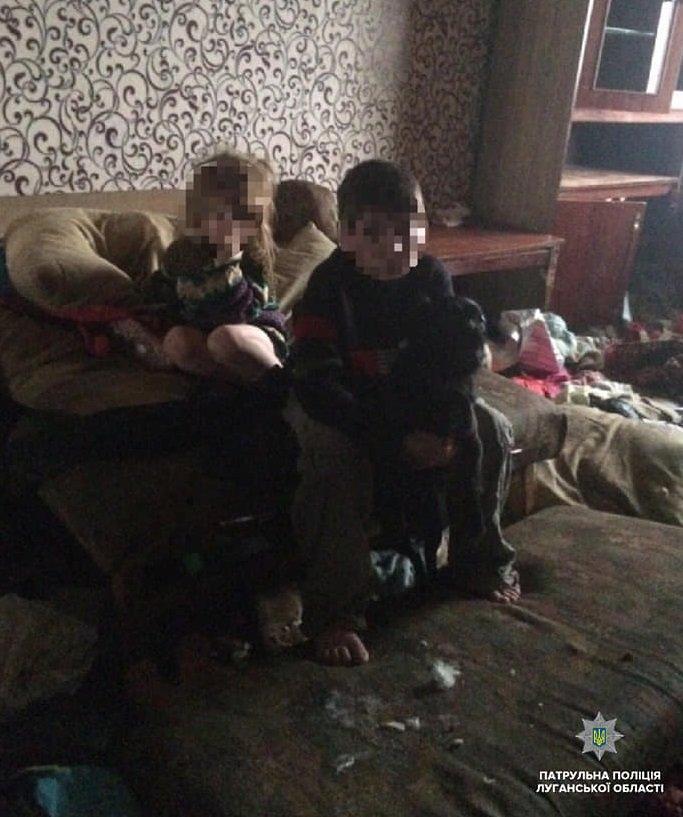 Социальная служба забрала четырех детей у неблагополучной матери, фото-1