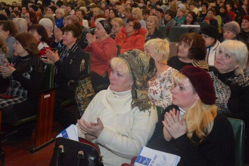 На Cъезде женщин Украины призвали кандидатов в президенты сняться с выборов в пользу Юрия Бойко, фото-2