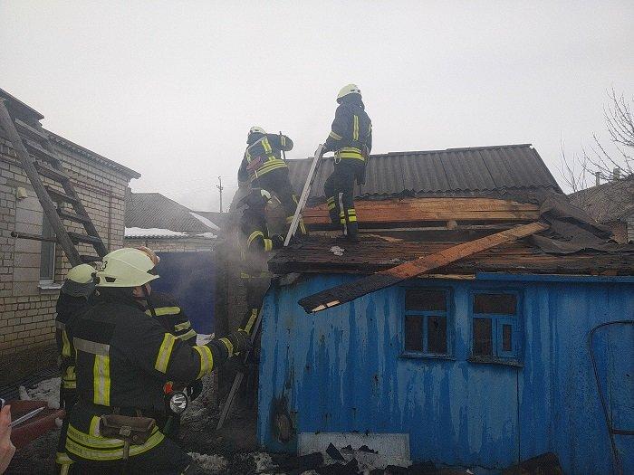Служба по чрезвычайным ситуациям в Луганской области сообщает, фото-1