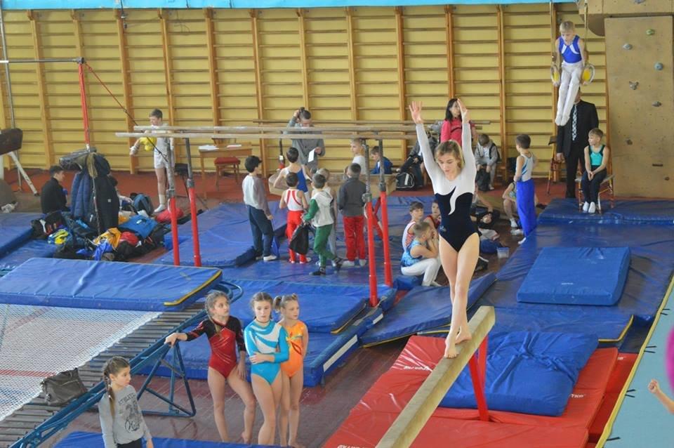 Северодонецк принял 140 спортсменов на чемпионате области по гимнастике, фото-2