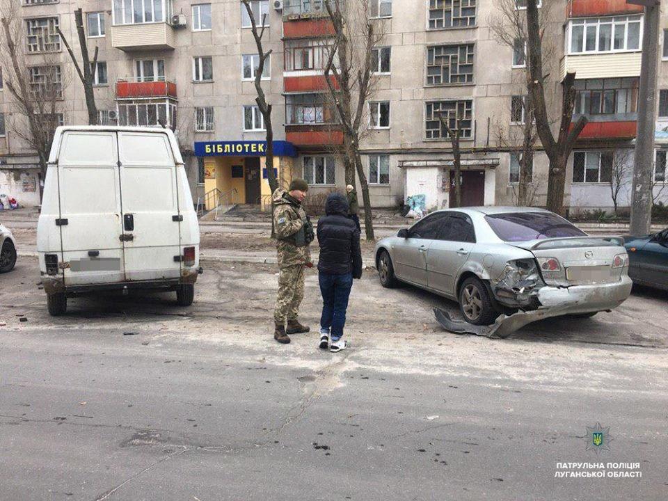 Полиция разыскивает свидетелей ДТП в Северодонецке, фото-1