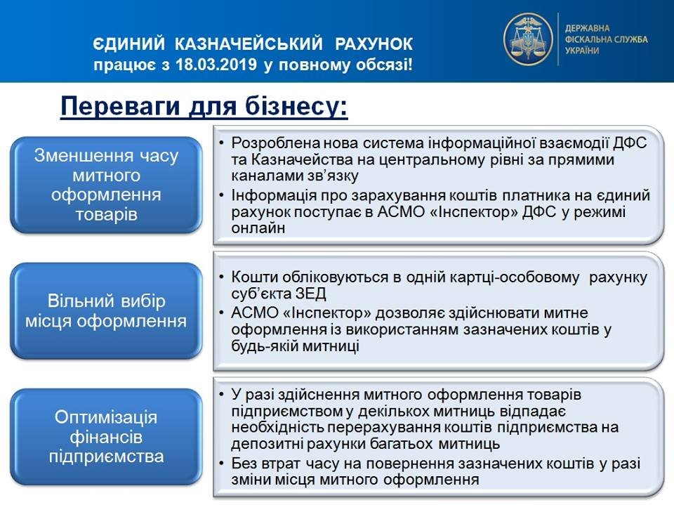 Проект по внедрению «Единого счета» в ГФС Украины успешно завершен, фото-1