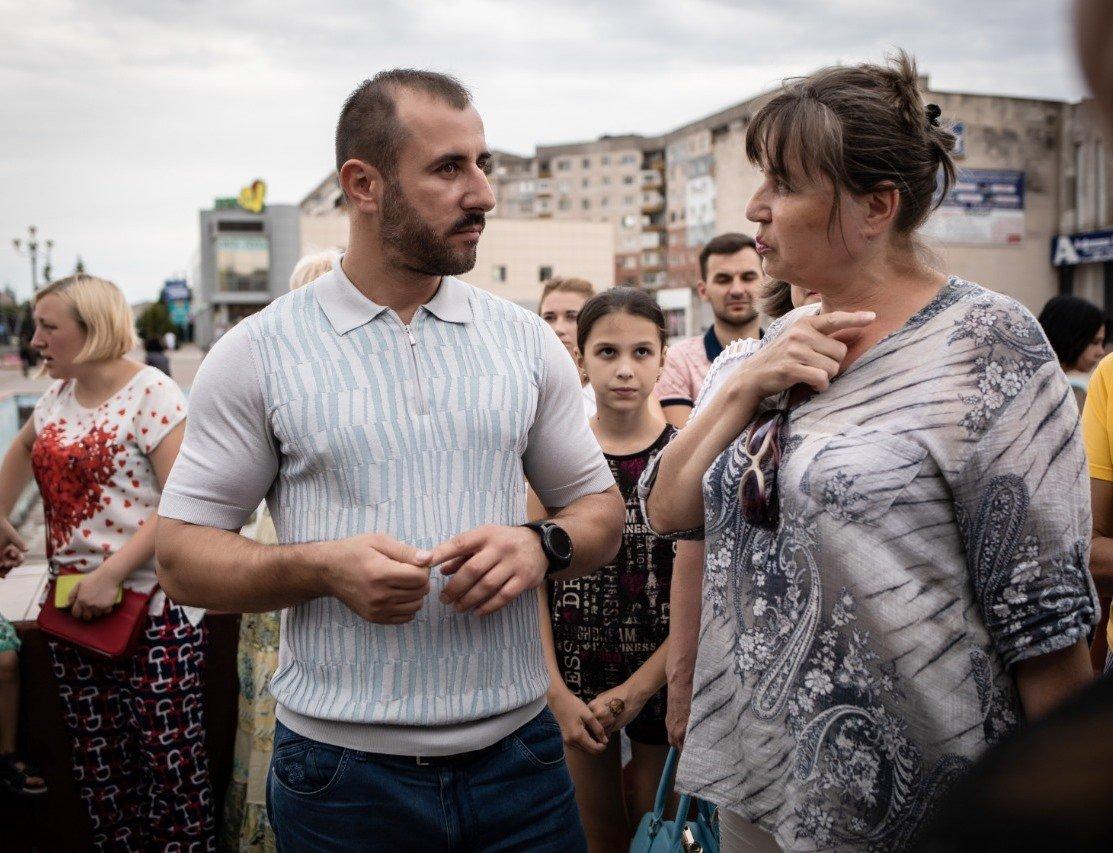 «Мне легко в общении с луганчанами – они открытые, честные люди», - народный депутат Сергей Рыбалка , фото-1