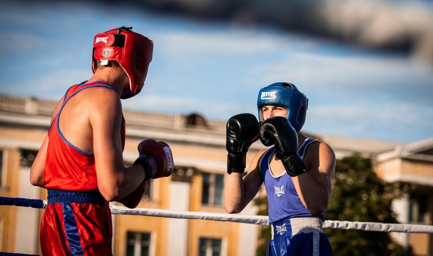 В Лисичанске прошел боксерский турнир памяти отца и сына Назаренко и концерт группы Армия, фото-17