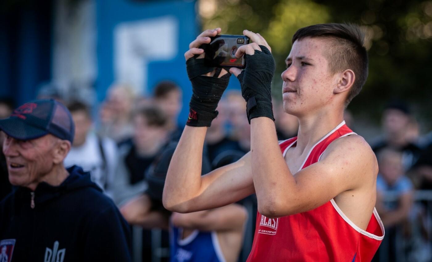 В Лисичанске прошел боксерский турнир памяти отца и сына Назаренко и концерт группы Армия, фото-14
