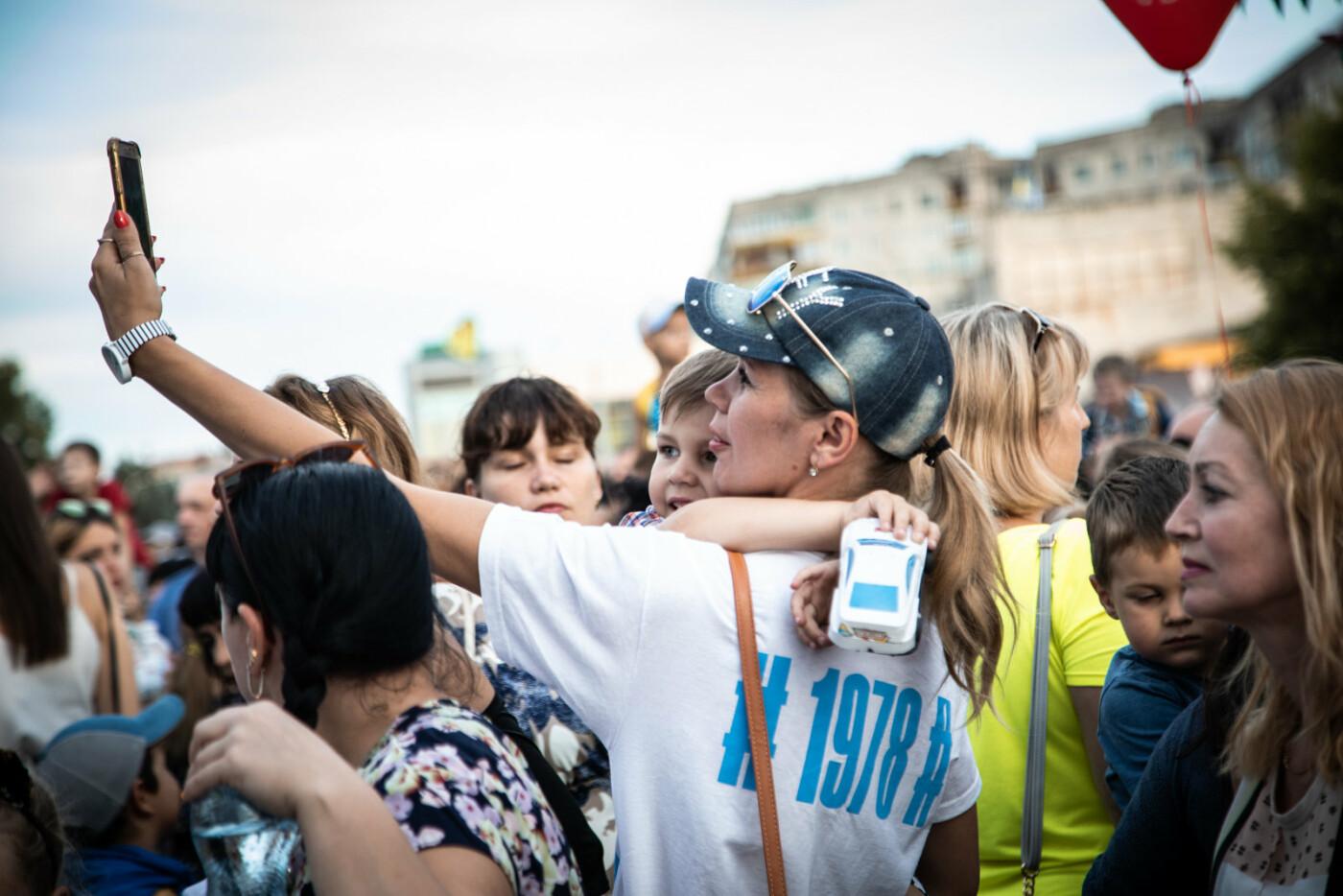 Встреча с Сергеем Рыбалка и концерт группы «НеАнгелы» стали самым масштабным событием в Лисичанске за десятилетие, фото-5