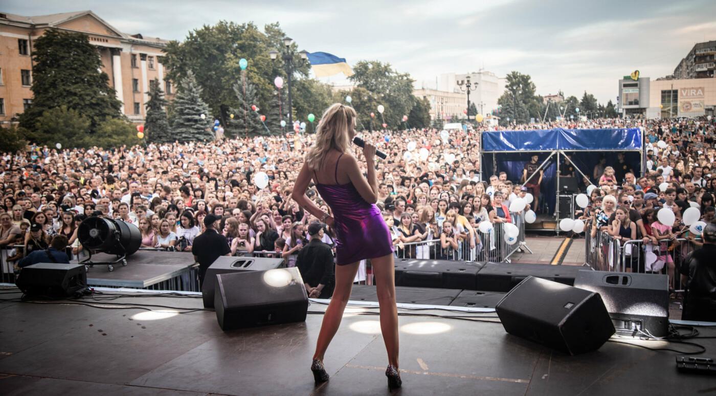 Встреча с Сергеем Рыбалка и концерт группы «НеАнгелы» стали самым масштабным событием в Лисичанске за десятилетие, фото-16
