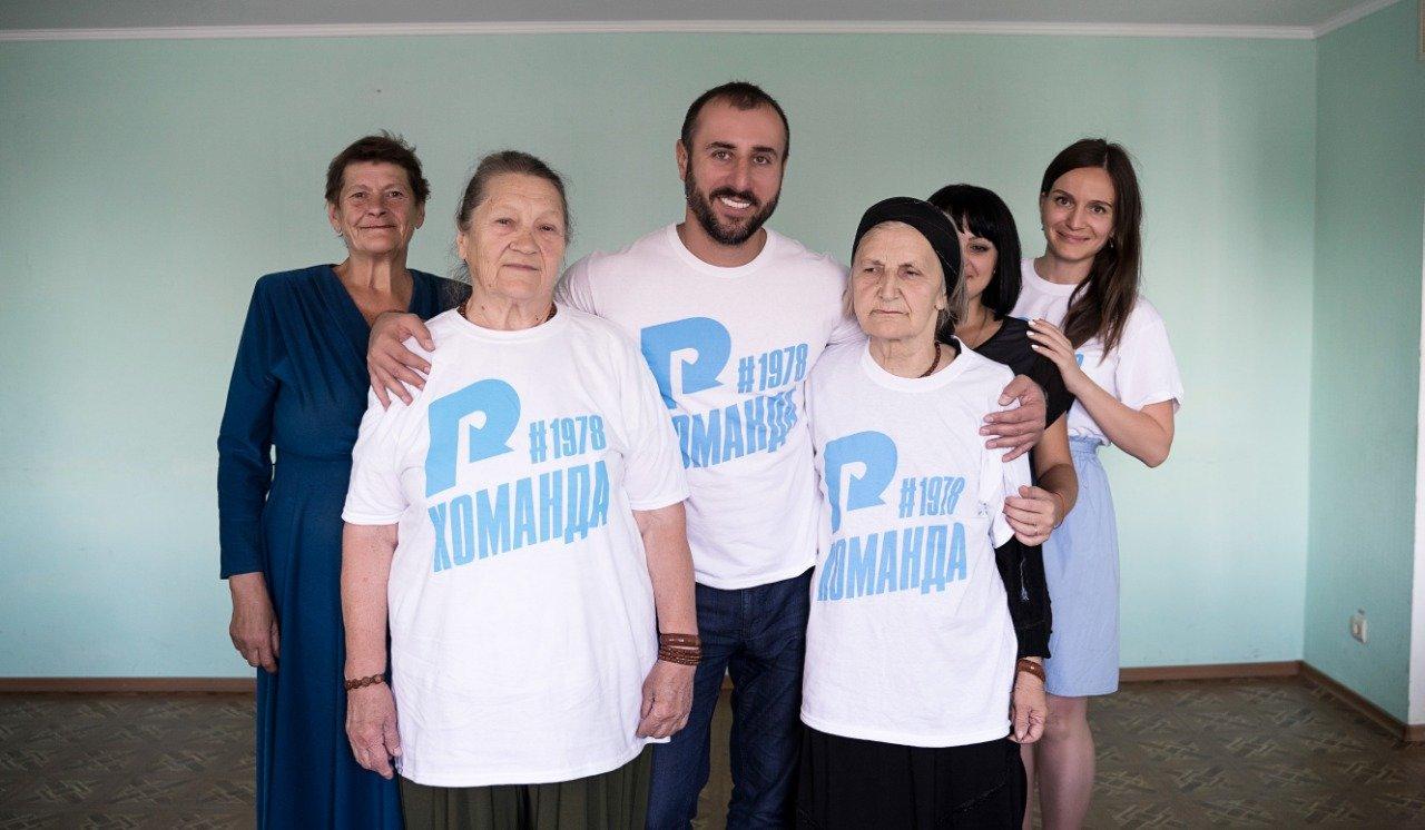 За полторы недели  приемные Сергея Рыбалка посетили более 2500 пенсионеров, фото-1
