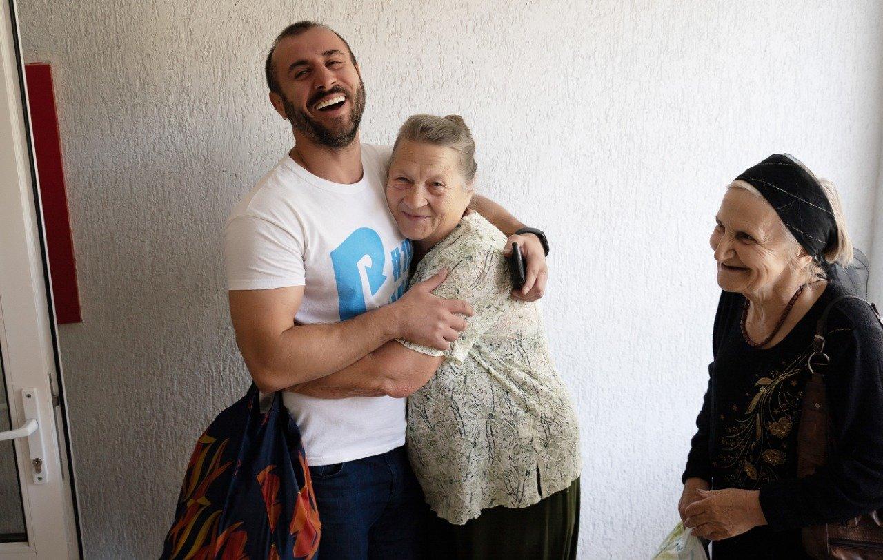 За полторы недели  приемные Сергея Рыбалка посетили более 2500 пенсионеров, фото-3