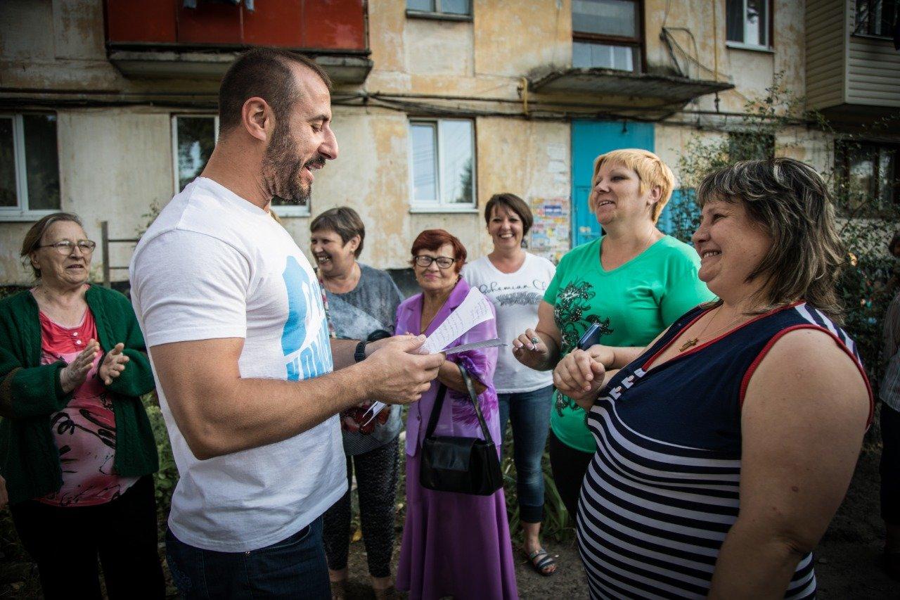 За полторы недели  приемные Сергея Рыбалка посетили более 2500 пенсионеров, фото-2