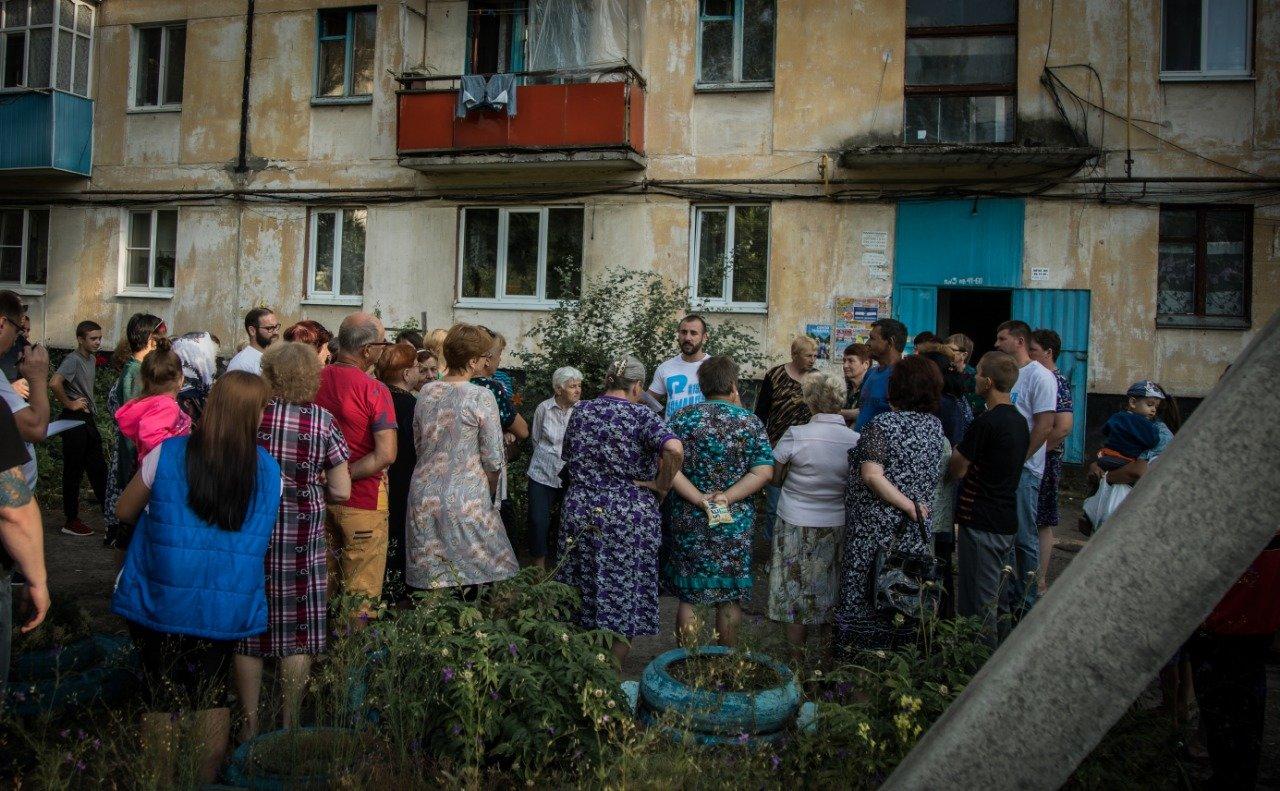 За полторы недели  приемные Сергея Рыбалка посетили более 2500 пенсионеров, фото-5