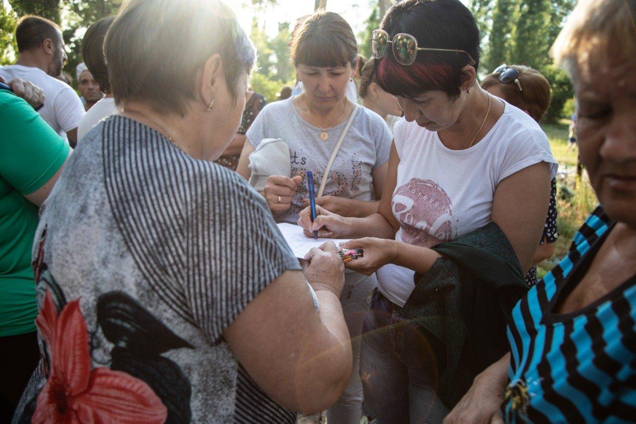За полторы недели  приемные Сергея Рыбалка посетили более 2500 пенсионеров, фото-7