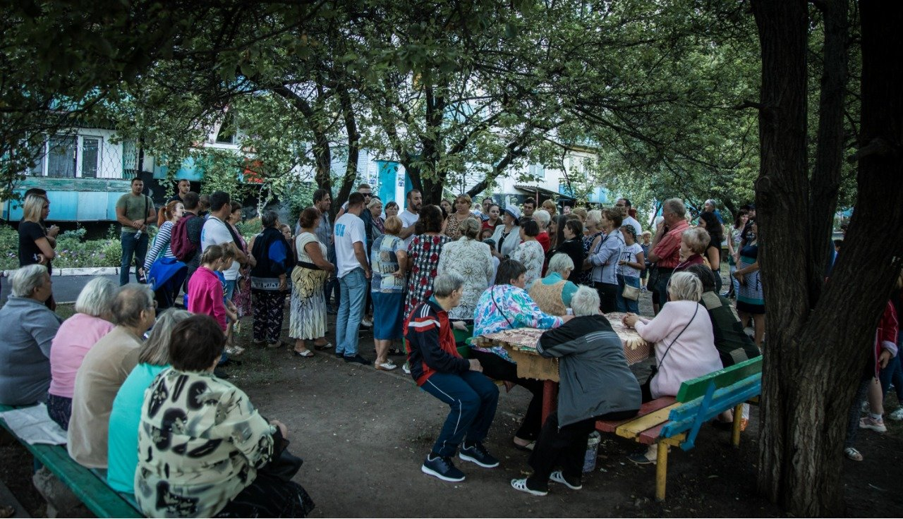За полторы недели  приемные Сергея Рыбалка посетили более 2500 пенсионеров, фото-9
