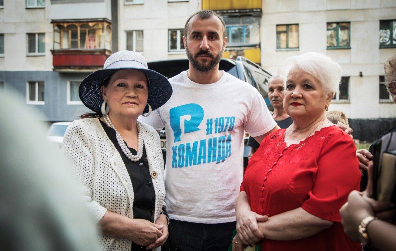 За полторы недели  приемные Сергея Рыбалка посетили более 2500 пенсионеров, фото-10