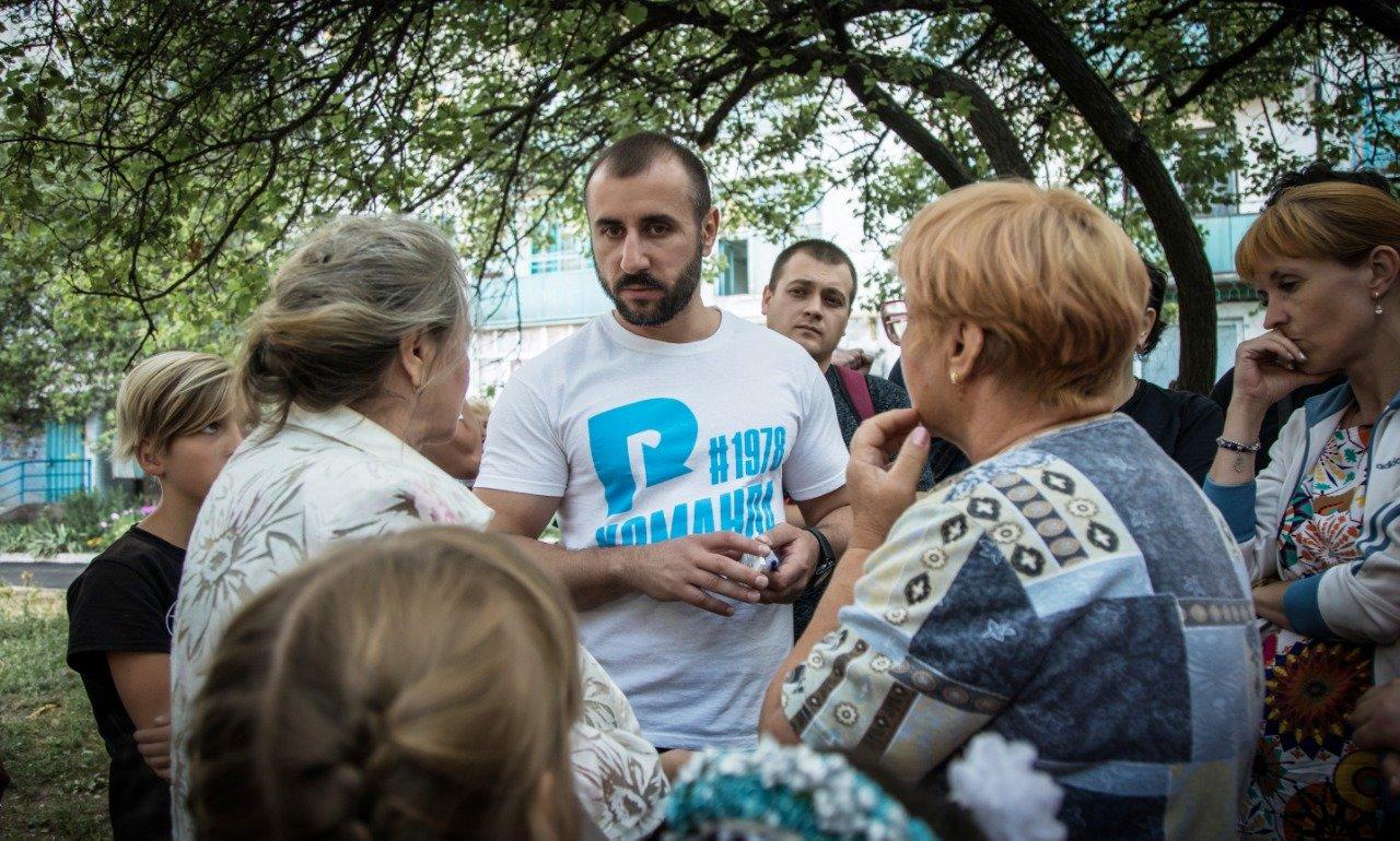 За полторы недели  приемные Сергея Рыбалка посетили более 2500 пенсионеров, фото-11