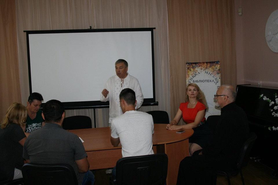 «Просвіта» в Северодонецке возобновила свою деятельность, фото-2