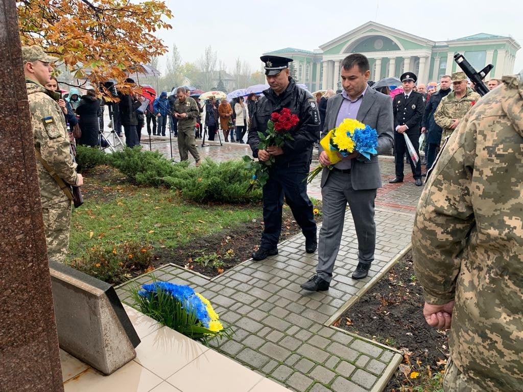 В Северодонецке отметили День защитника Украины, фото-2