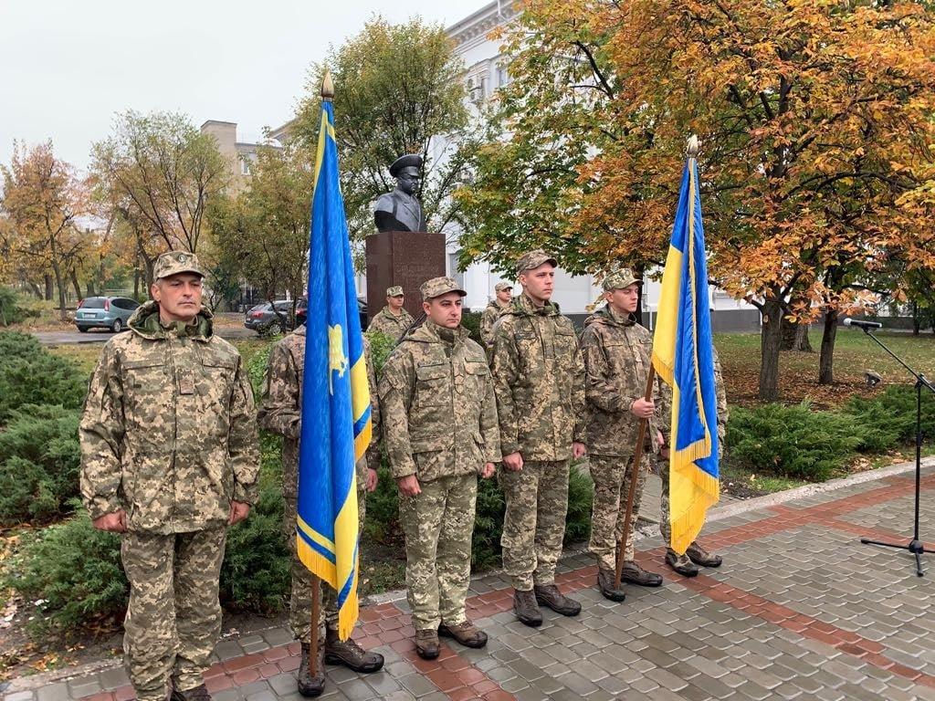 В Северодонецке отметили День защитника Украины, фото-1