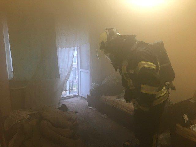 Пожар в Северодонецке, фото-1