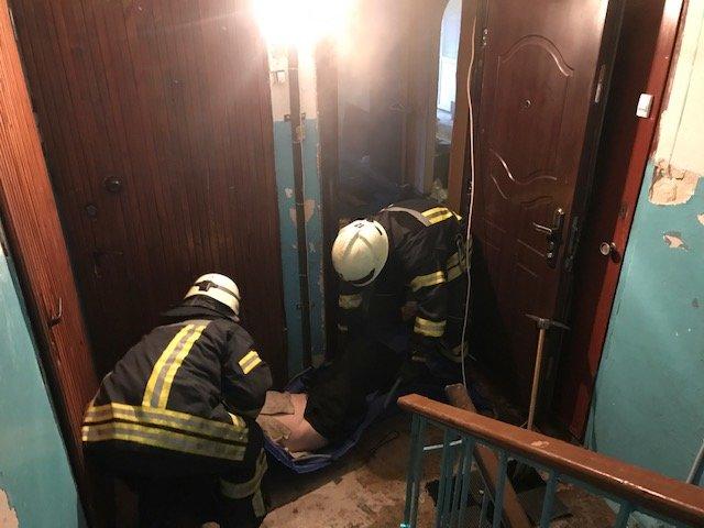 Пожар в Северодонецке, фото-2