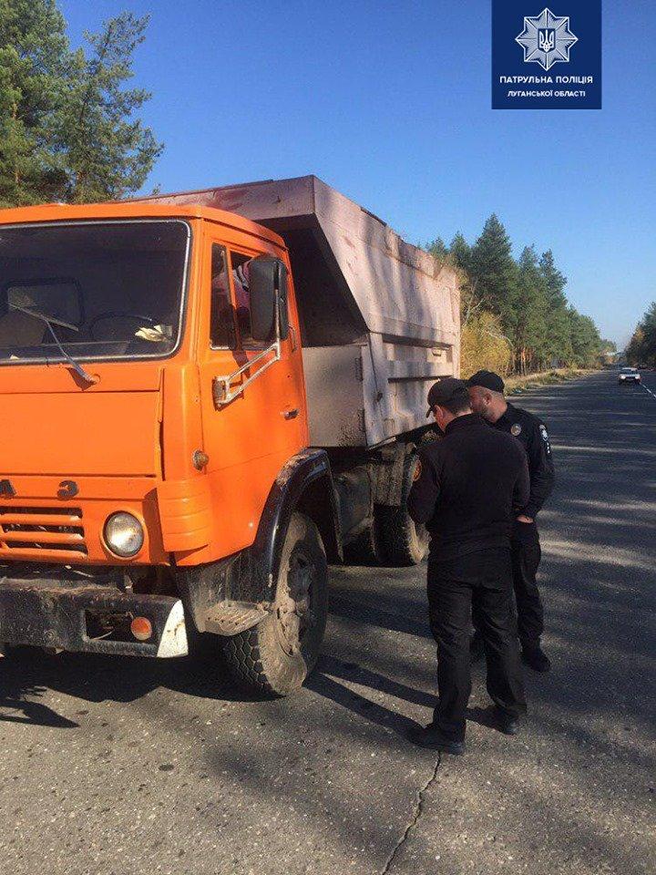 Северодонецкие патрульные провели отработку, фото-1