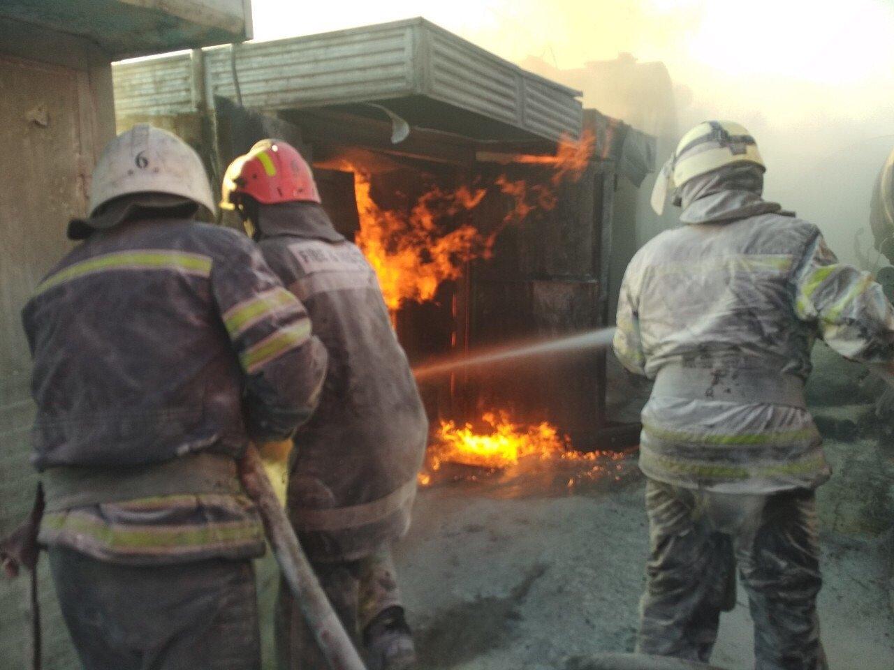 На Луганщине взорвался бензовоз, есть пострадавший, фото-1