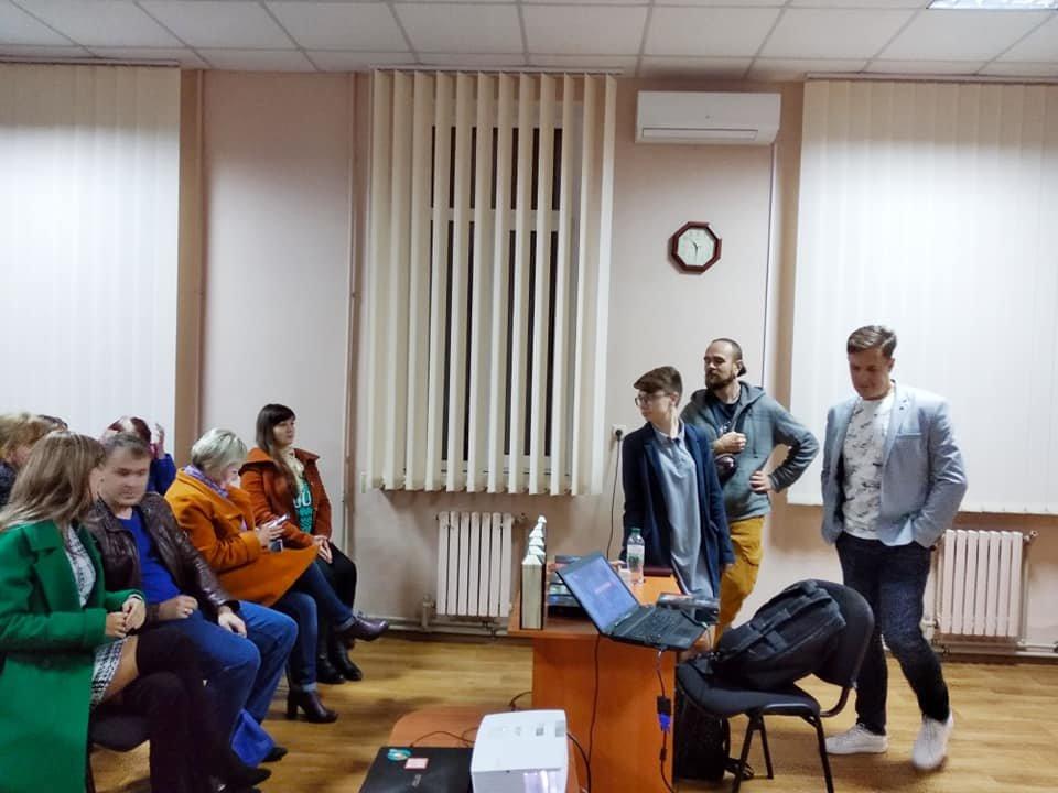 Макс Кидрук презентовал новую книгу в Северодонецке, фото-1, Северодонецкая городская публичная библиотека