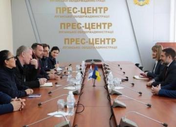 Глава области встретился с представителем ОБСЕ, фото-1
