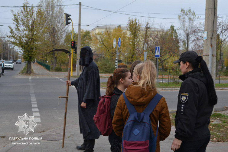 Мнение северодончан о мероприятиях полиции, фото-3