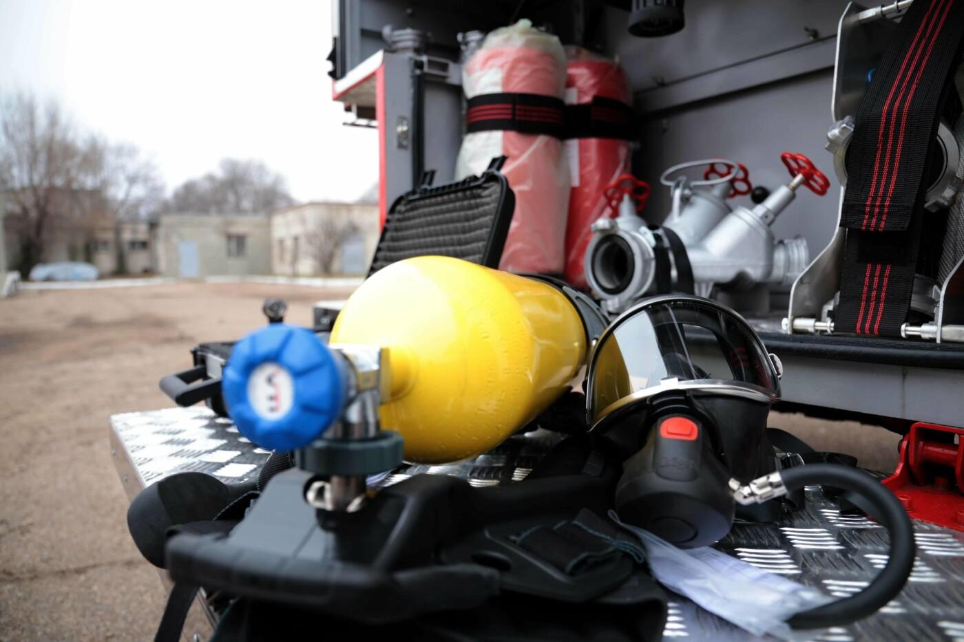 У северодонецких спасателей новые машины, фото-3