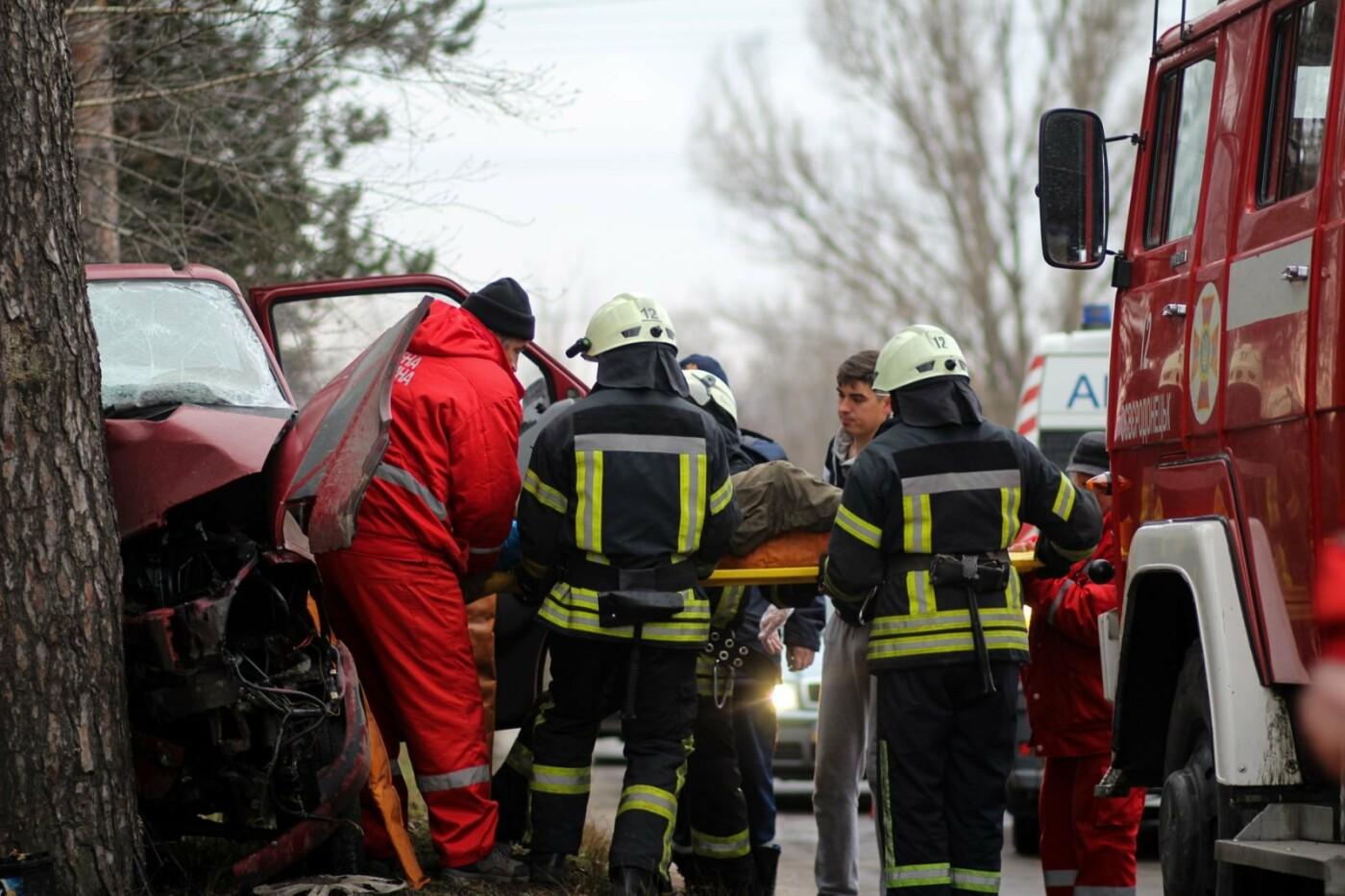 ДТП в Северодонецке, есть пострадавший, фото-1