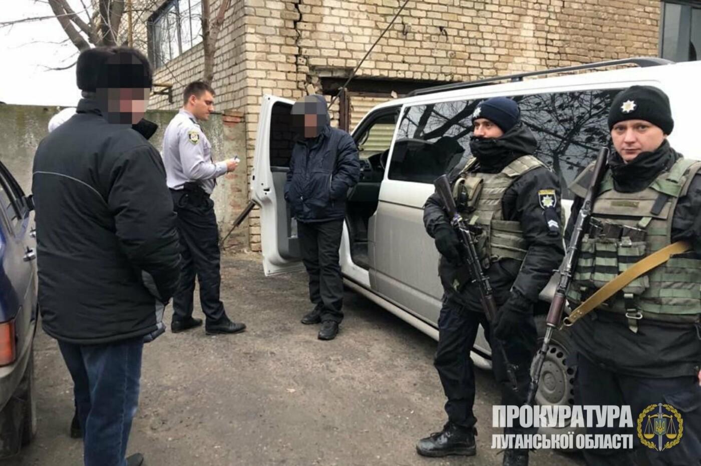 На Луганщине перекрыли канал нелегальной перевозки пассажиров из «ЛНР», фото-1