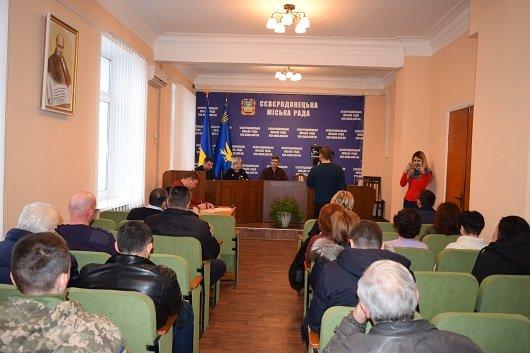 В Северодонецке провели заседание касательно техногенно-экологической безопасности , фото-1