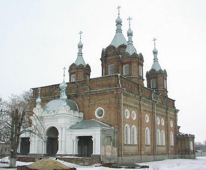 Луганская область-это не только степь,терриконы и заводы, фото-3